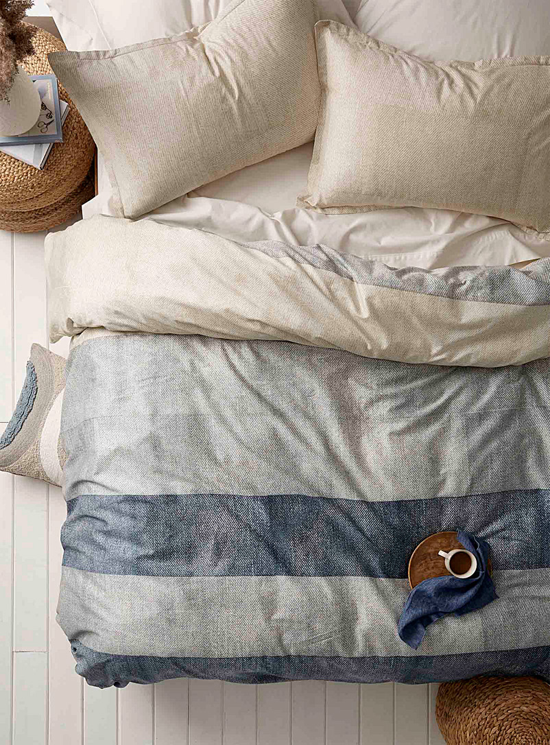 denim-stripe-duvet-cover-set
