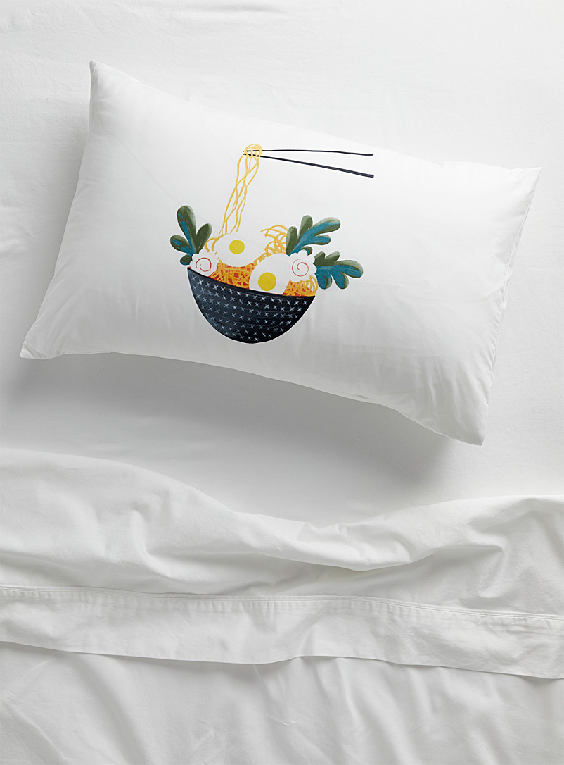 Ramen pillowcase