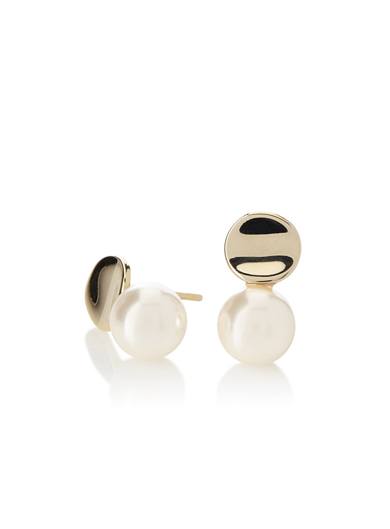 pearl-disc-earrings