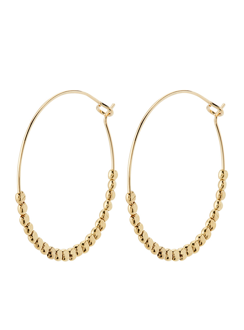 Austral hoops - Earrings