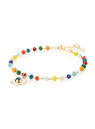 Chapelet multicoloured bracelet