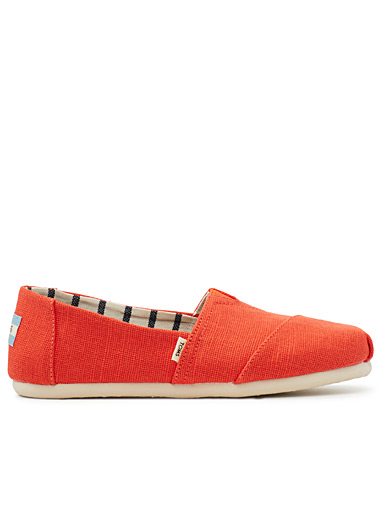 Bright Heritage slip-ons <br>Women