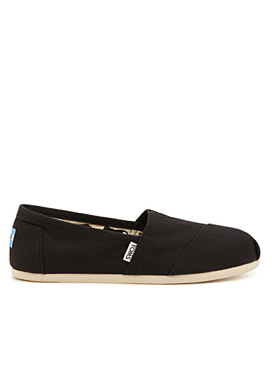 Classic canvas slip-ons <br>Women
