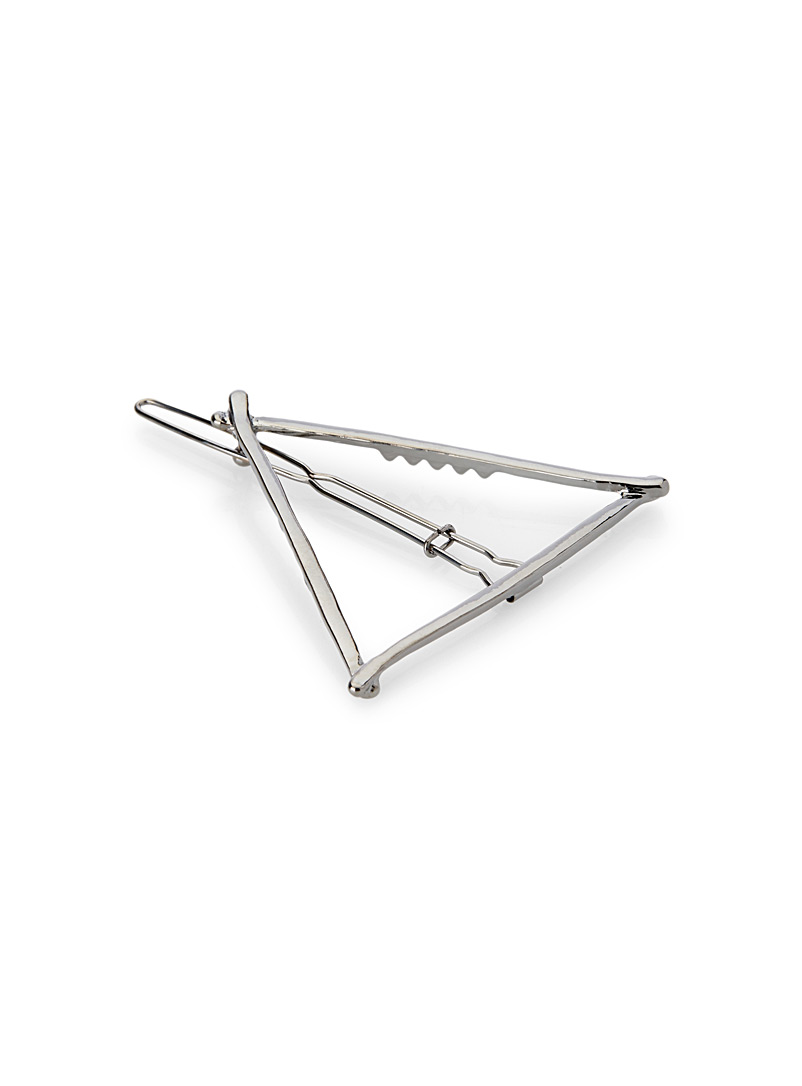 triangle-barrette
