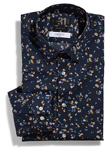 Liberty wildflower shirt  Tailored fit