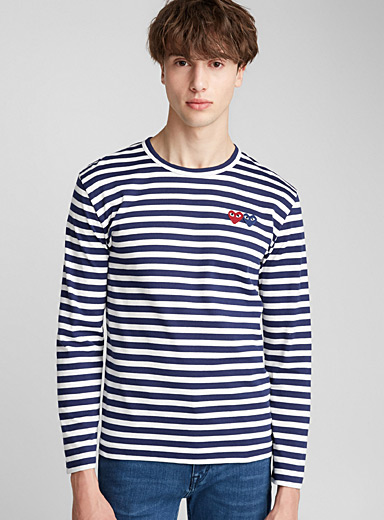 Double Heart nautical tee