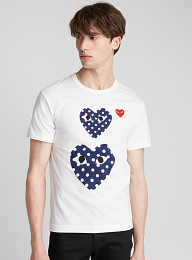Le t-shirt Heart Dots