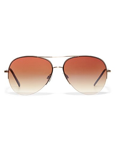 Beam aviator sunglasses