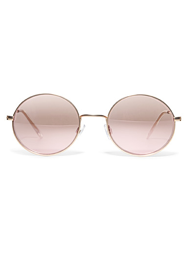 Willow round sunglasses