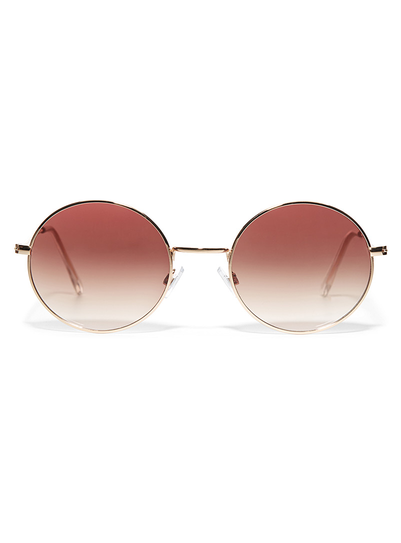 Simons Assorted Willow round sunglasses for women