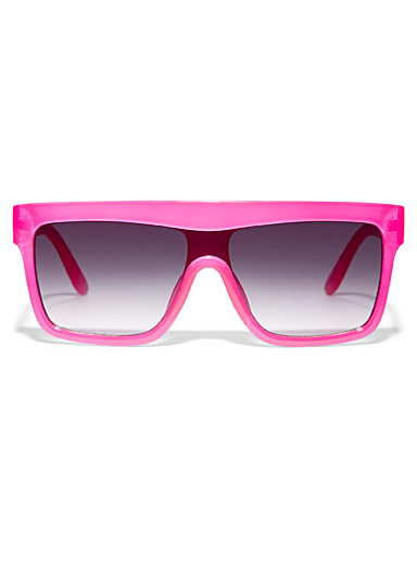 Lucy wide frame sunglasses