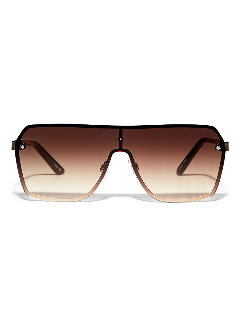Simons Assorted Ollie visor sunglasses for women