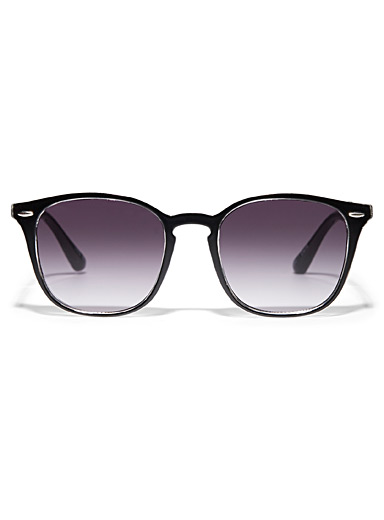 Elaine square sunglasses