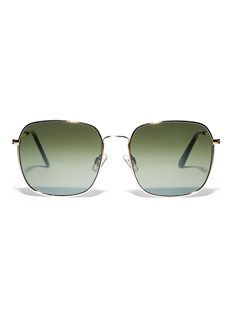 Simons Assorted Rebecca square sunglasses for women