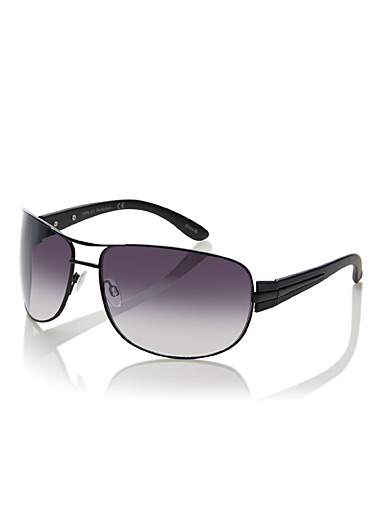 Willard rectangular sunglasses