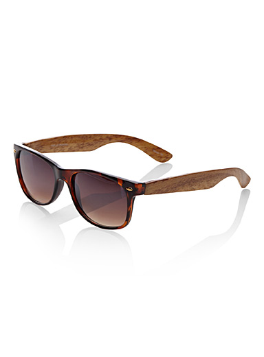 Ed retro sunglasses