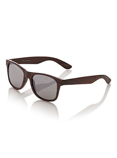Splash retro sunglasses