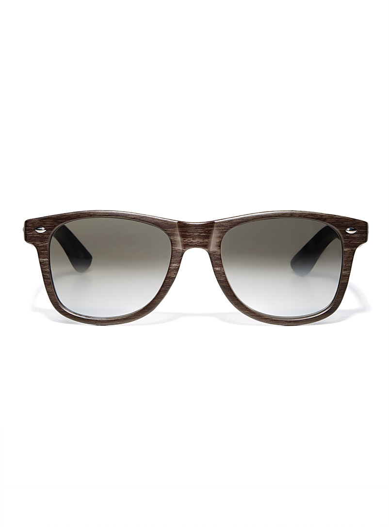 Rick retro sunglasses - Retro - Black