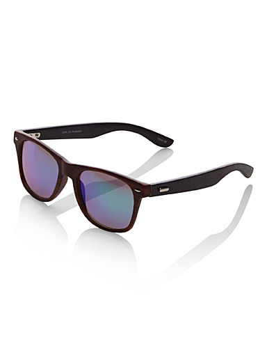 Rick retro sunglasses