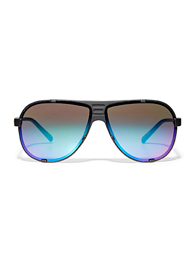 Axel mask sunglasses