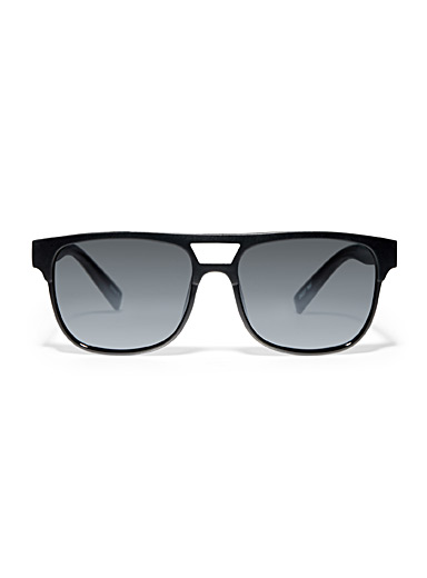 Neil square sunglasses