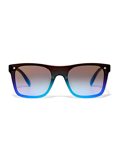 Keira mirror sunglasses