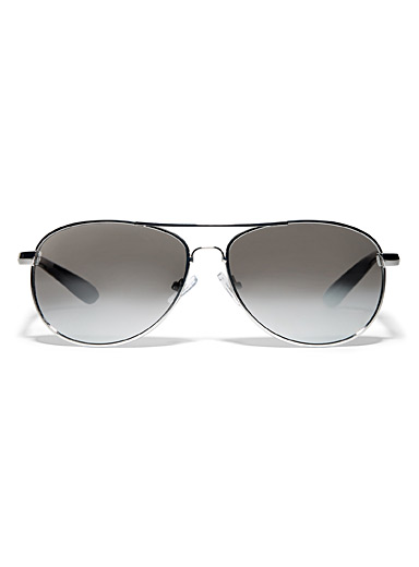 Stream aviator sunglasses