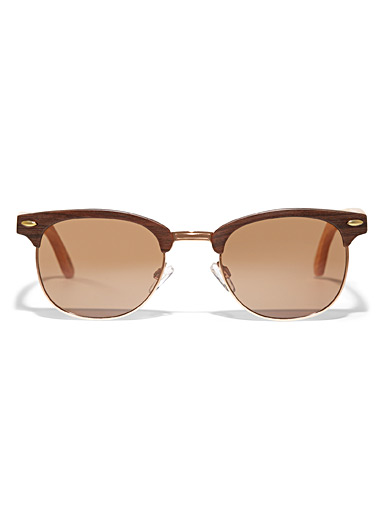 Harrisson square sunglasses