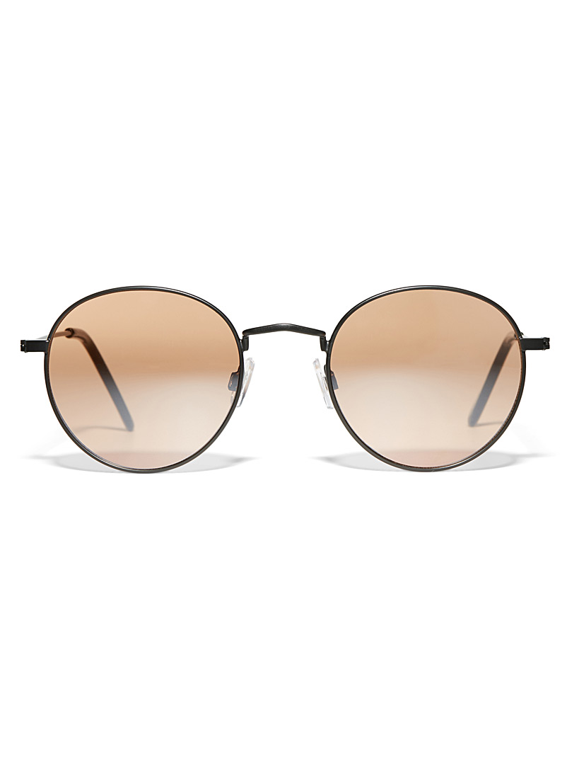 Bennie round sunglasses - Round - Oxford