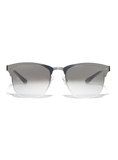 Dante square sunglasses
