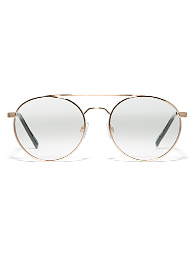 Larry round sunglasses