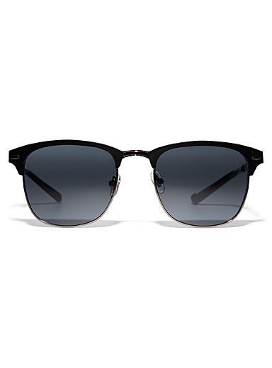 Zack retro sunglasses