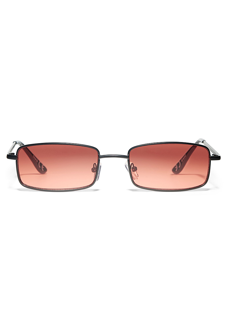Jordana rectangular sunglasses
