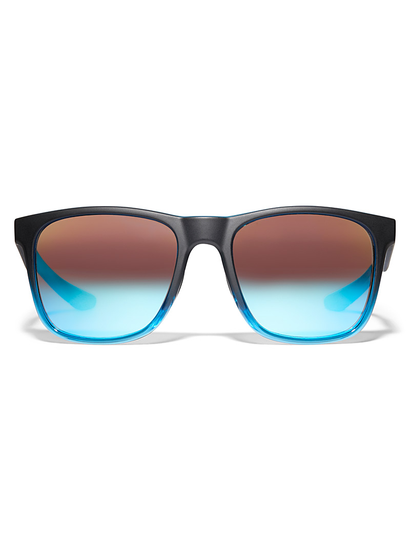 Jordan mirror-lens sunglasses