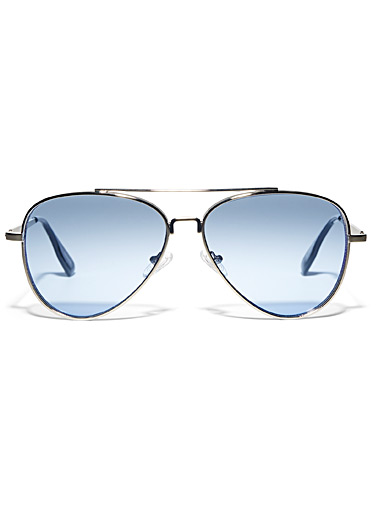 Goose aviator sunglasses