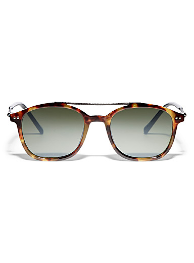 Gaspar square sunglasses