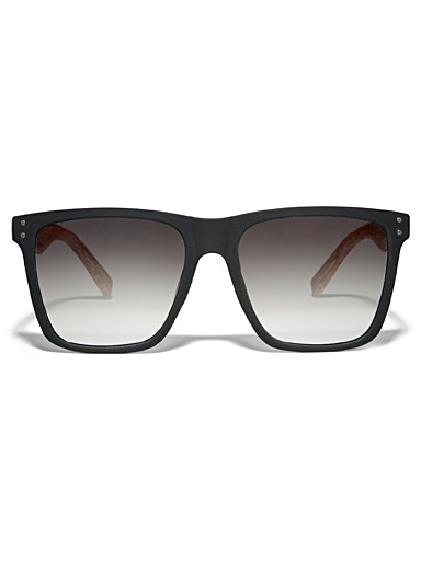 Luca square sunglasses