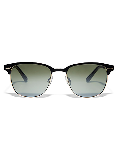 Nate square sunglasses