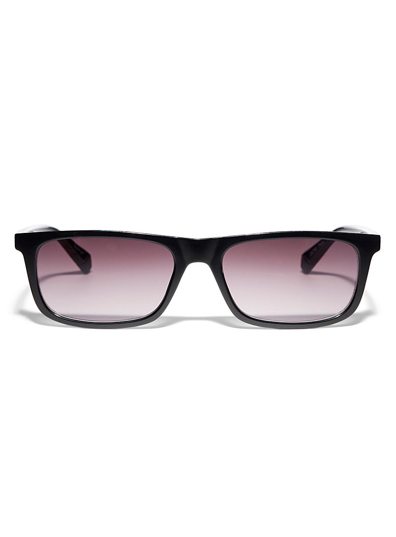 Perry rectangular sunglasses