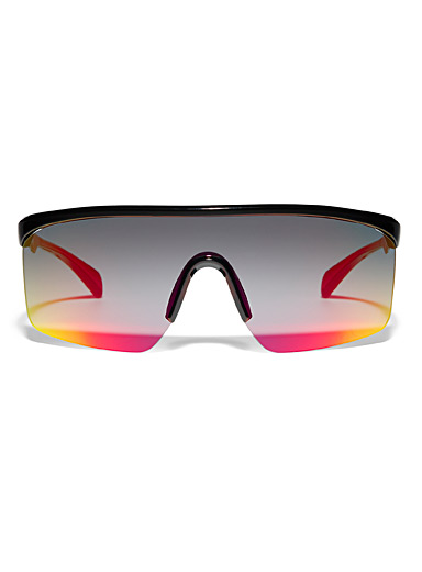 Steph visor sunglasses