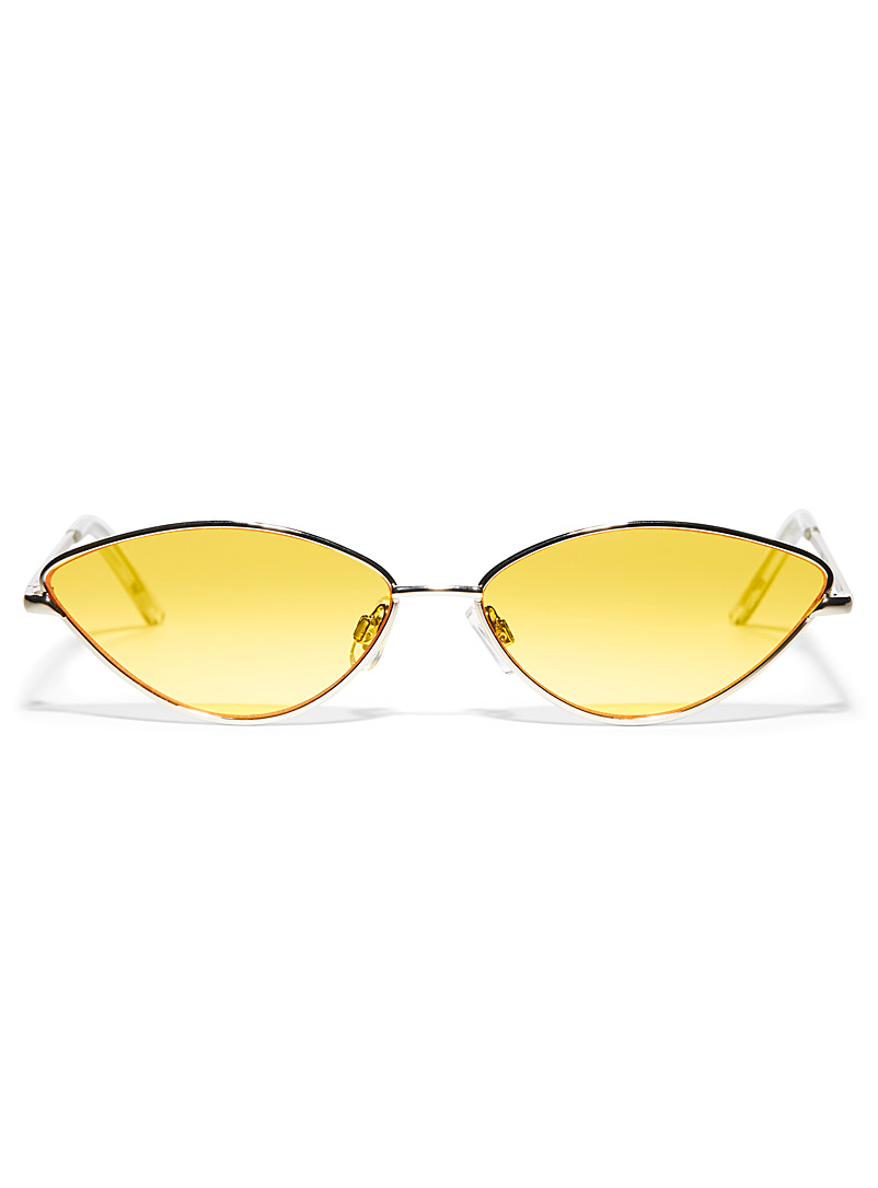 Simons Assorted  Ashley metallic sunglasses for women