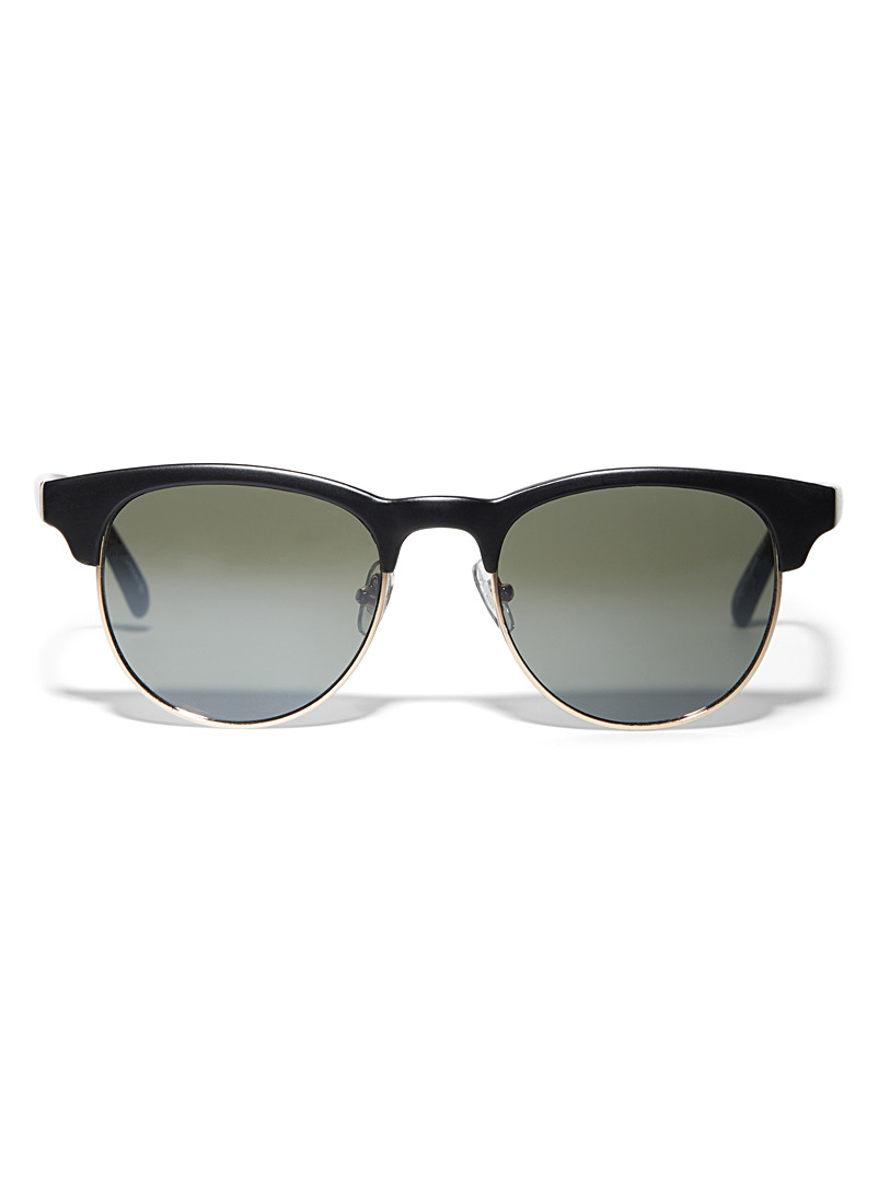 Simons Oxford Joanna semi-rimless sunglasses for women
