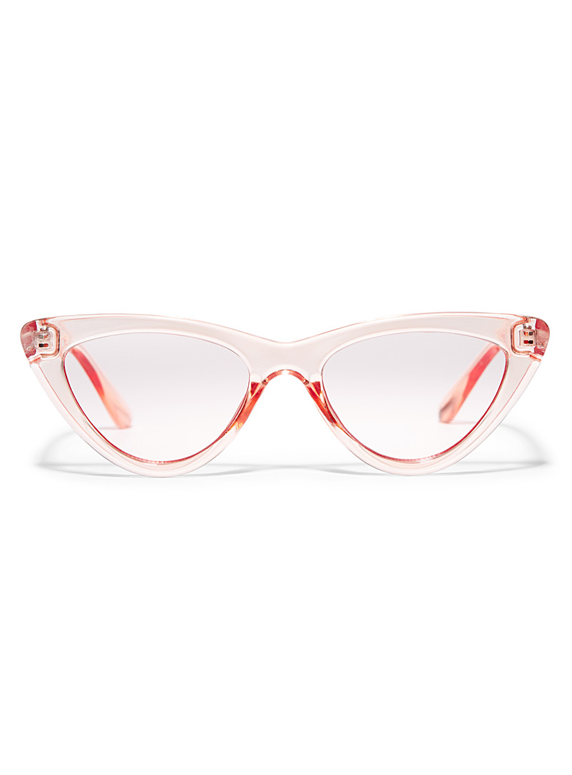Kylie cat-eye sunglasses - Less than $50 - Pink