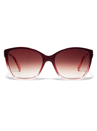 Faith square sunglasses