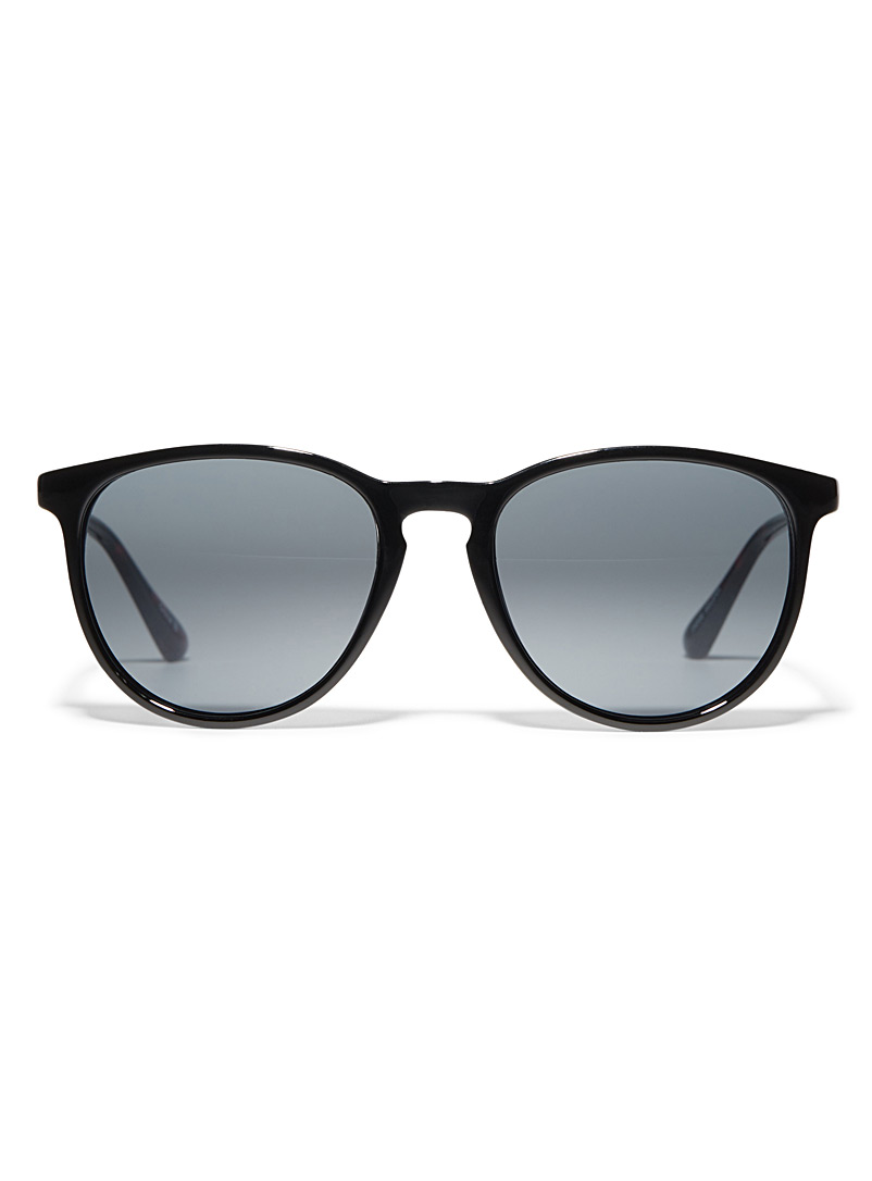Selena round sunglasses - Less than $50 - Black