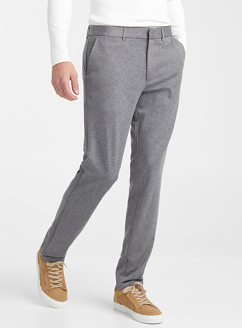 Chic jersey pant  Slim fit