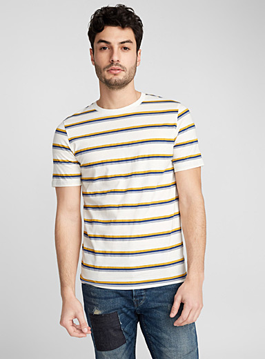 Retro stripes T-shirt