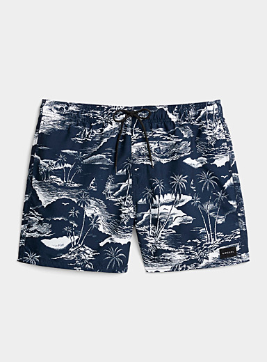 Archipelago swim trunk
