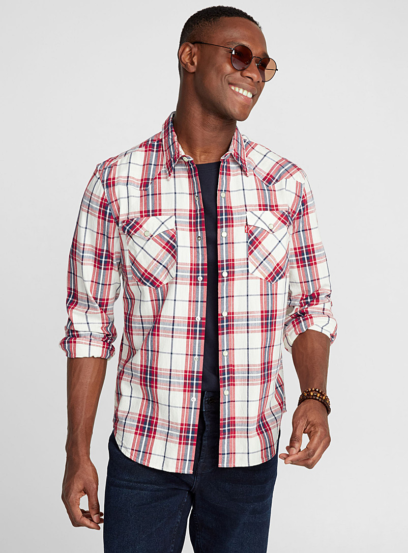 western-checkered-shirt-br-semi-tailored-fit