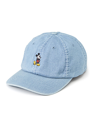 Mickey embroidered cap